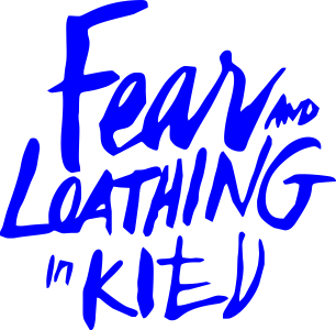 Принт Кружка 320ml Fear mo Loathing in Kitv - FatLine