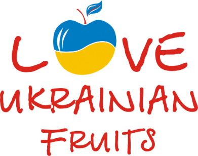 Принт Кружка 320ml Love  Ukrainian fruits - FatLine