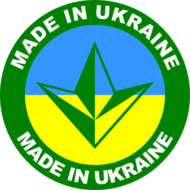 Принт Футболка Поло Made in Ukraine - FatLine