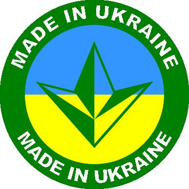 Принт Коврик для мыши Made in Ukraine - FatLine