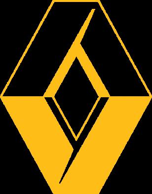 Принт Кружка 320ml Renault - FatLine