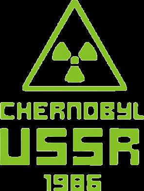 Принт Мужская майка Chernobyl USSR - FatLine