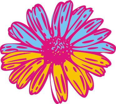 Принт Подушка Українська квітка - FatLine