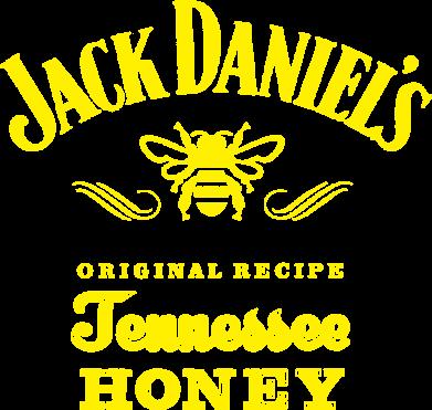 Принт Толстовка Jack Daniels Tennessee - FatLine