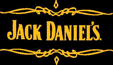 Принт Реглан Jack Daniel's Logo - FatLine