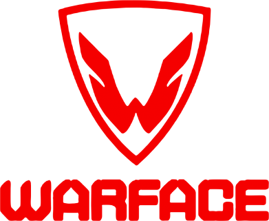 Принт Кружка 320ml Warface Logo - FatLine