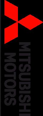 Принт Коврик для мыши Mitsubishi Motors лого - FatLine