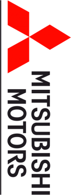 Принт Кружка 320ml Mitsubishi Motors лого - FatLine