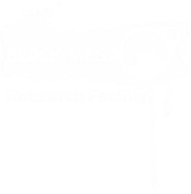 Принт Футболка Поло Black Mesa - FatLine