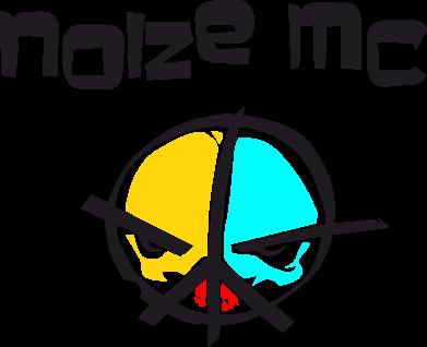 Принт Толстовка Noize MC Logo - FatLine