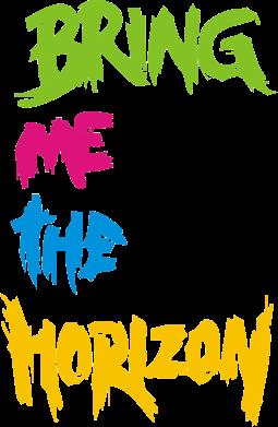 Принт Женская футболка Bring me the horizon - FatLine