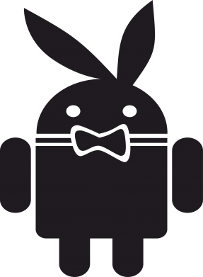 Принт Сумка Android Playboy - FatLine