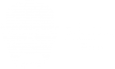 Принт Майка-тельняшка Breaking Bad  Logo - FatLine