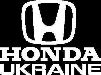 Принт Женская футболка с V-образным вырезом Honda Ukraine - FatLine