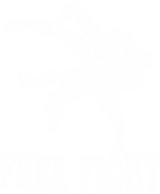 Принт Майка-тельняшка Free Fight - FatLine