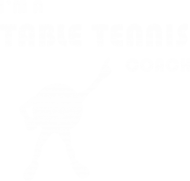 Принт Футболка Поло Tennis Coach - FatLine