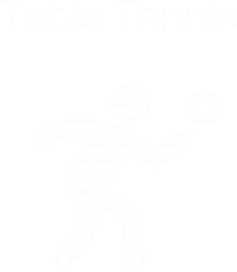 Принт Майка-тельняшка Table Tennis - FatLine