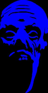 Принт Подушка Зомби (Ходячие мертвецы) - FatLine