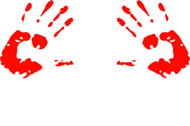 Принт Толстовка Cas was here - FatLine