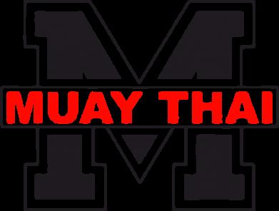 Принт Подушка Muay Thai Big M - FatLine