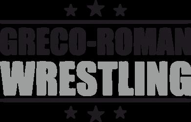 Принт Сумка Greco-Roman Wrestling - FatLine