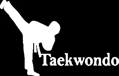 Принт Наклейка Taekwondo - FatLine