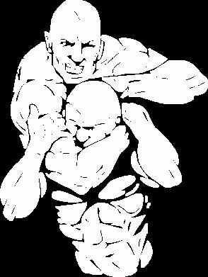 Принт Мужская толстовка Захват, Фото № 1 - FatLine