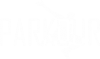 Принт Футболка Поло Parkour Logo - FatLine