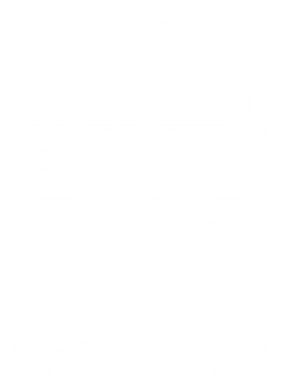 Принт Футболка Поло Brooklyn Nets - FatLine