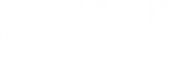 Принт Футболка Поло Drive2.ru - FatLine