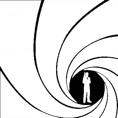 Принт Чоловіча толстовка агент 007, Фото № 1 - FatLine