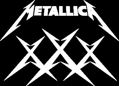 Принт Реглан (свитшот) Metallica XXX - FatLine