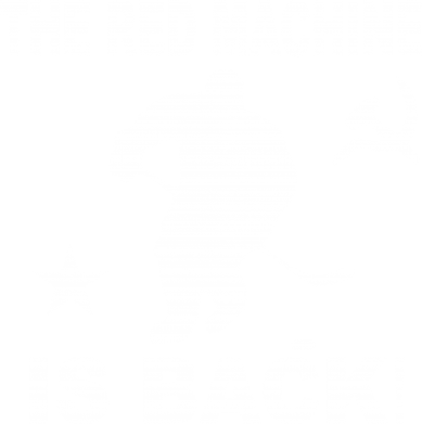 Принт Наклейка The Red Machine is BACK - FatLine