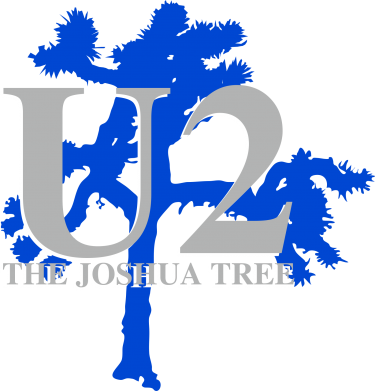 Принт Реглан U2 The Joshua Tree - FatLine