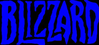 Принт Кружка 320ml Blizzard Logo - FatLine