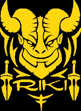 Принт Детская футболка Riki - FatLine