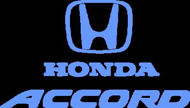 Принт Коврик для мыши Honda Accord - FatLine