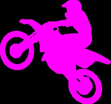 Принт Подушка Кроссовый мотоцикл - FatLine