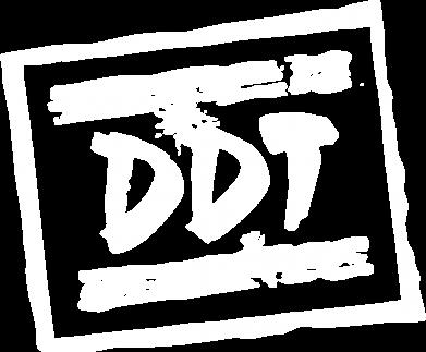 Принт Футболка DDT (ДДТ) - FatLine