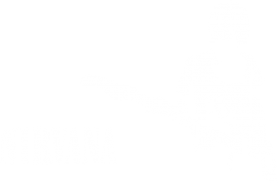 Принт Мужская футболка  с V-образным вырезом Гитарист Nirvana - FatLine
