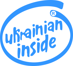 Принт Фартук Ukrainian inside - FatLine
