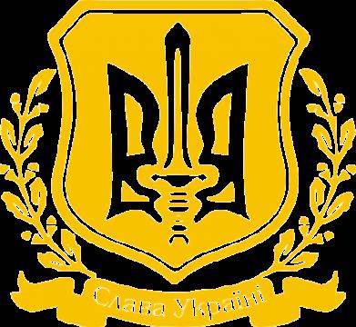 Принт Реглан Слава Україні (вінок) - FatLine