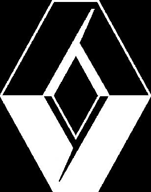 Принт Футболка Поло Renault - FatLine