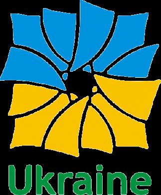 Принт Коврик для мыши Ukraine квадратний прапор - FatLine