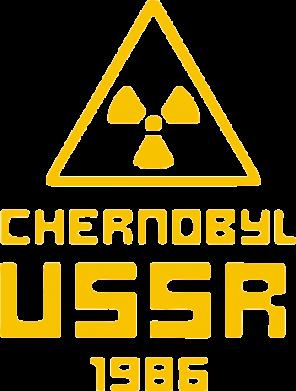 Принт Толстовка Chernobyl USSR - FatLine