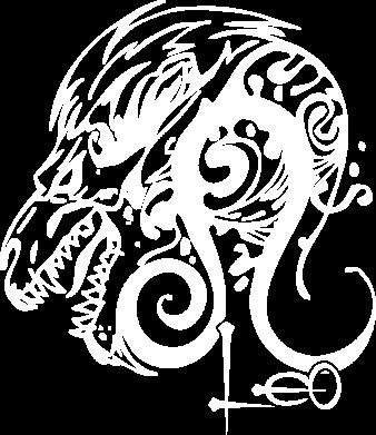 Принт Женская Leo (Лев) - FatLine