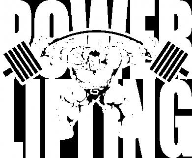 Принт Чоловіча толстовка Powerlifting logo, Фото № 1 - FatLine