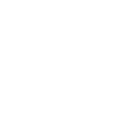 Принт Футболка Поло West Coast Choppers - FatLine