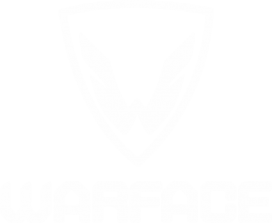 Принт Футболка Поло Warface Logo - FatLine