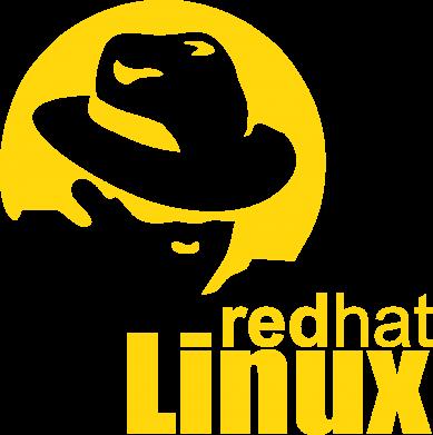 Принт Толстовка Redhat Linux - FatLine
